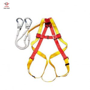 SAFETY HARNESS DOUBLE LINYARD